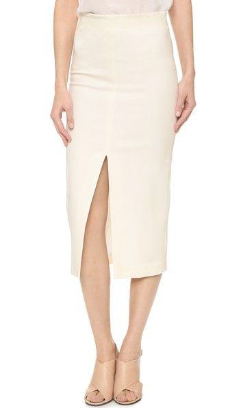 Veronica Beard Crevalle Pencil Skirt