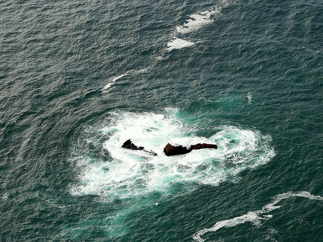 Those Fun Ships leave the most impressive wakes.
