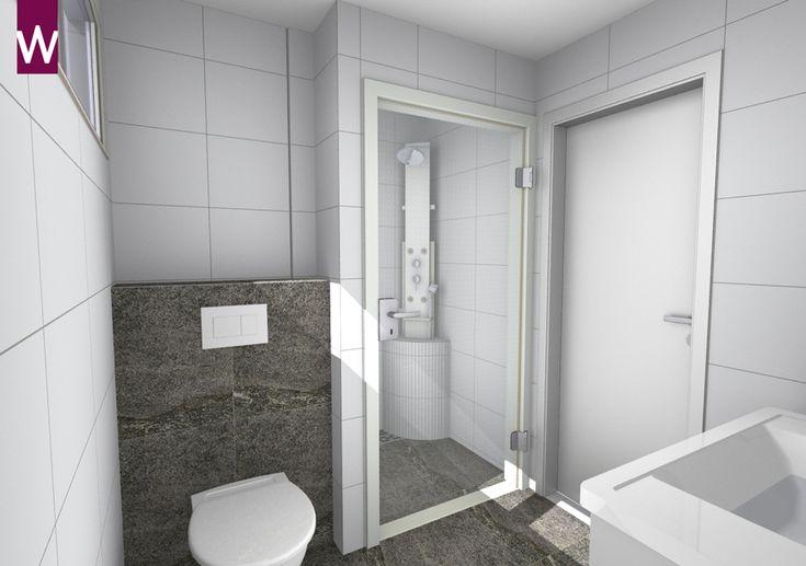 Kleine badkamer ontwerpen? Bekijk ontwerpen en ontwerp zelf jouw kleine badkamer!