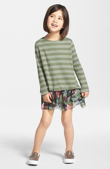 Pippa & Julie Drop Waist Dress (Toddler Girls, Little Girls & Big Girls) available at #Nordstrom size 4
