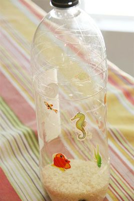 5 Soda bottle crafts for kids!