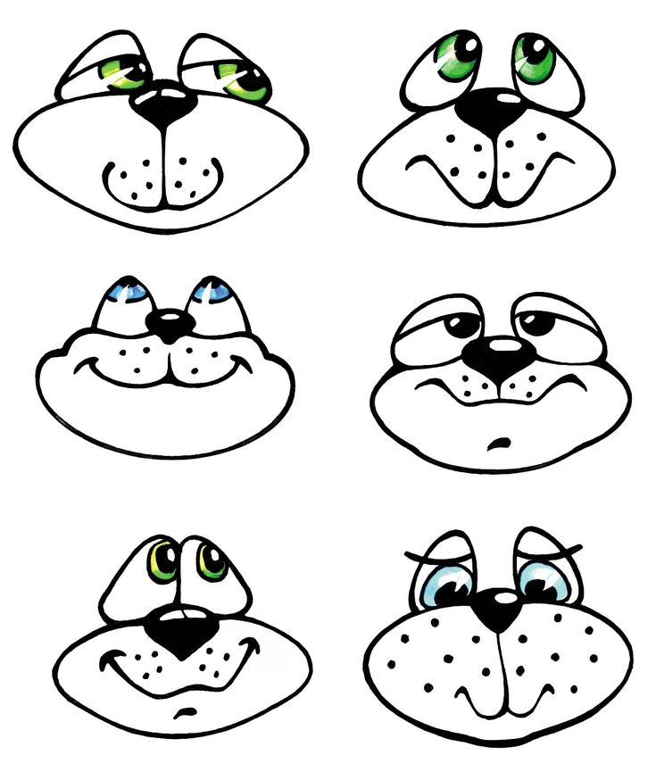 Нос картинки смешные нарисованный