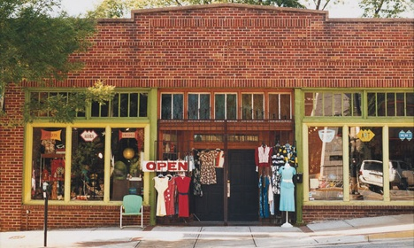 Clothing stores athens ga