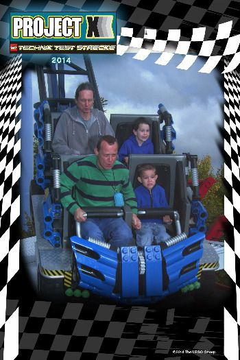 Check out my photo from LEGO Test Strecke at  LEGOLAND® Deutschland Resort!