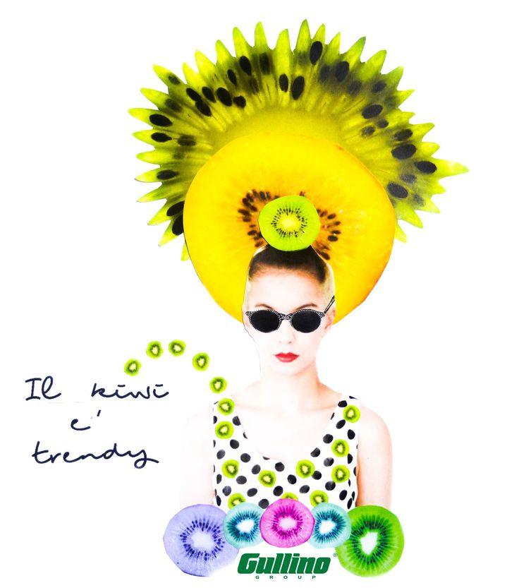 Il #kiwi è sempre più scelto da #giovani e giovanissimi come ingrediente principale di #frullati e #cocktails alla frutta, per via del suo grande apporto energizzante! Kiwi: il nuovo #sballo dei giovani! #kiwi #Gullino #Saluzzo #Cuneo #Piemonte #export #fruits #frutta #arte #collage #donna #wonam #papaveri #cappello #health #beauty #bellezza #salute #occhiaie #smagliature #eatkiwi #eatfruit #kiwilove #love #trendy #moda #stile #giovani #adolescenza #occhiali #sole