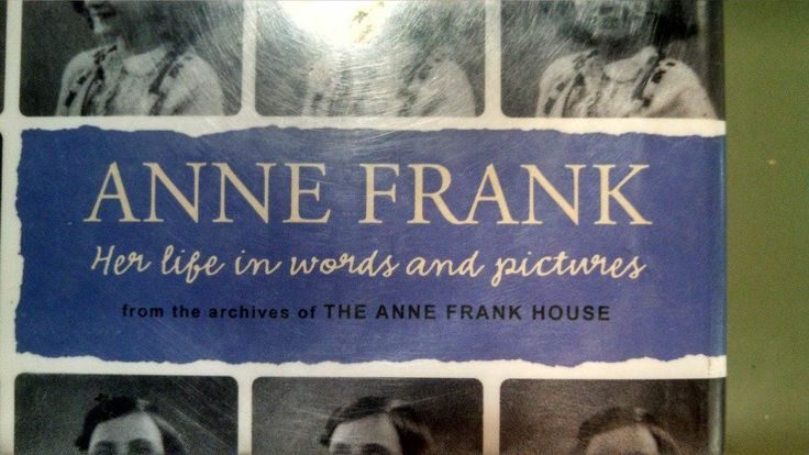 Anne Frank's Diary–How it changed the world
