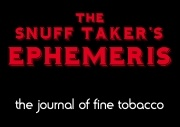 Snuff Taker's Ephemeris. Awesome read.