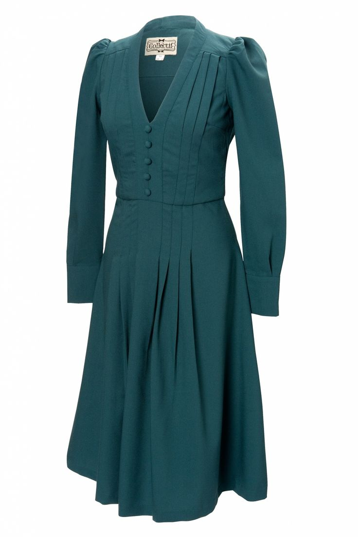 40's fashion | article nr 44 4160 more of collectif clothing vintage clothing…                                                                                                                                                                                 More