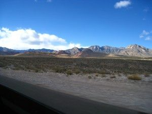 Drive from LA to Vegas