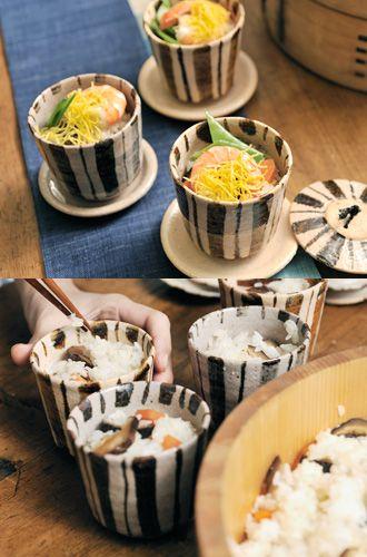 Mushi-zushi, steamed sushi | Kyoto, Japan 蒸し寿司