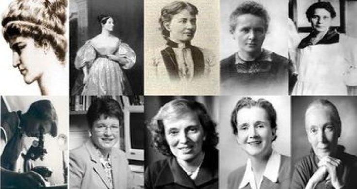 Día Internacional de la Mujer: Mujeres que cambiaron la ciencia, aunque no te suenen sus nombres - Versión móvil