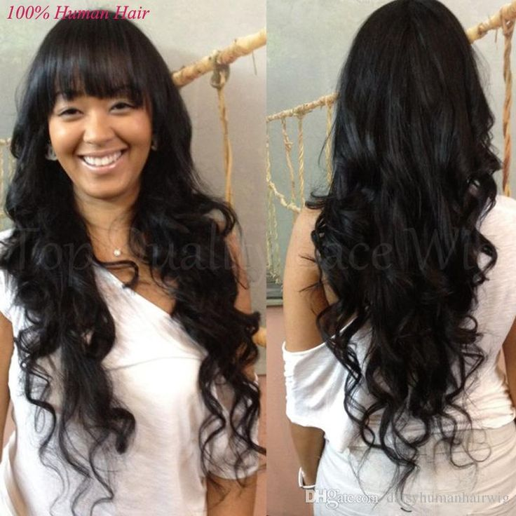 25 trending wigs with bangs ideas on pinterest bob