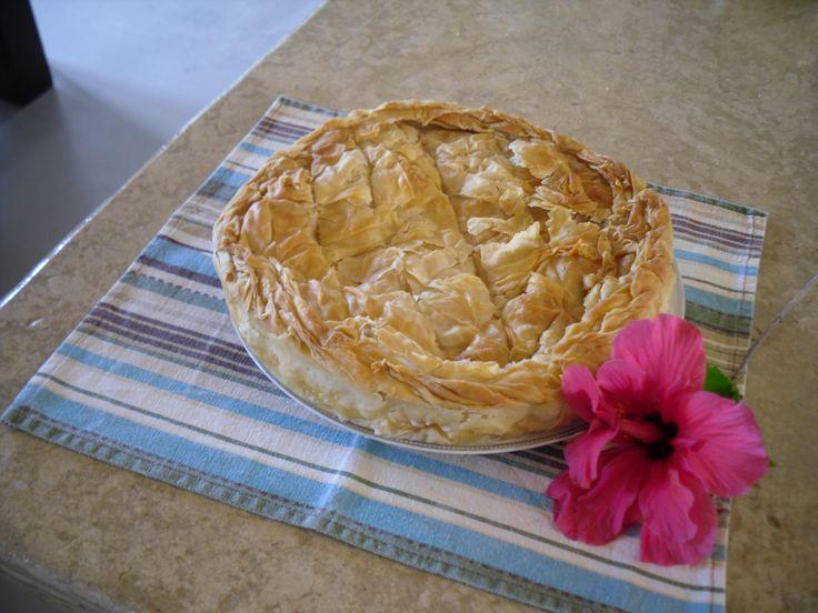 A dessert. www.aegeancastle.gr