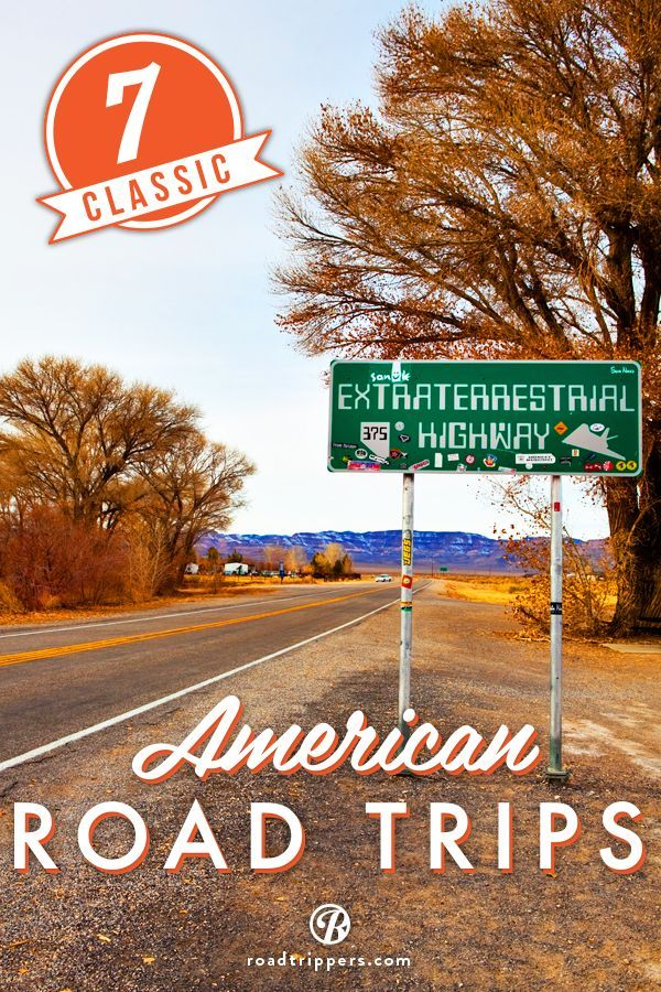 Our suggestions for an All-American road trip!