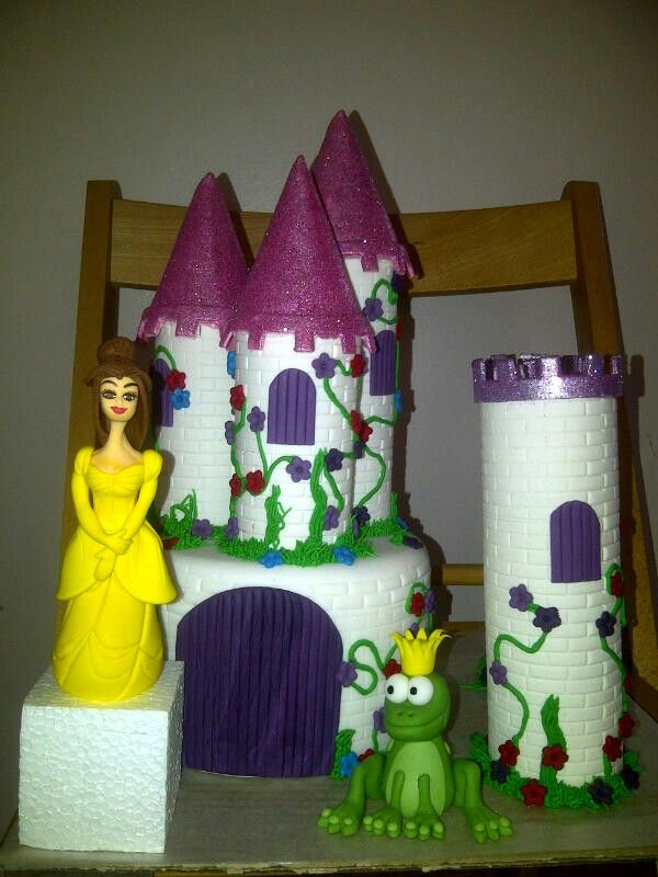 Fairy tale w Sugar toppers