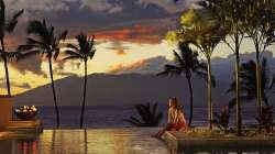 Four Seasons Maui. Been here...how did I miss this pool??