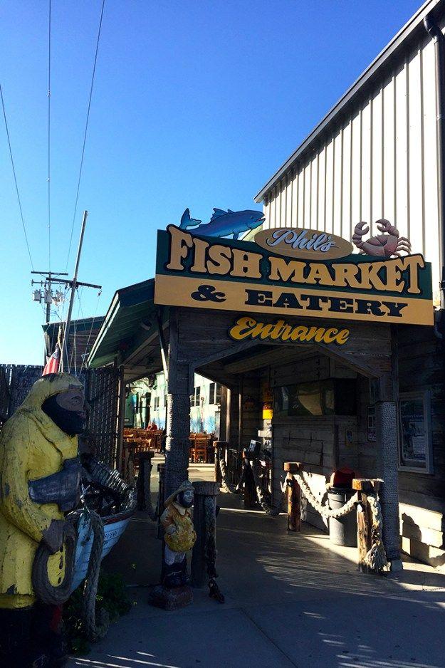 Phil's Fish Market