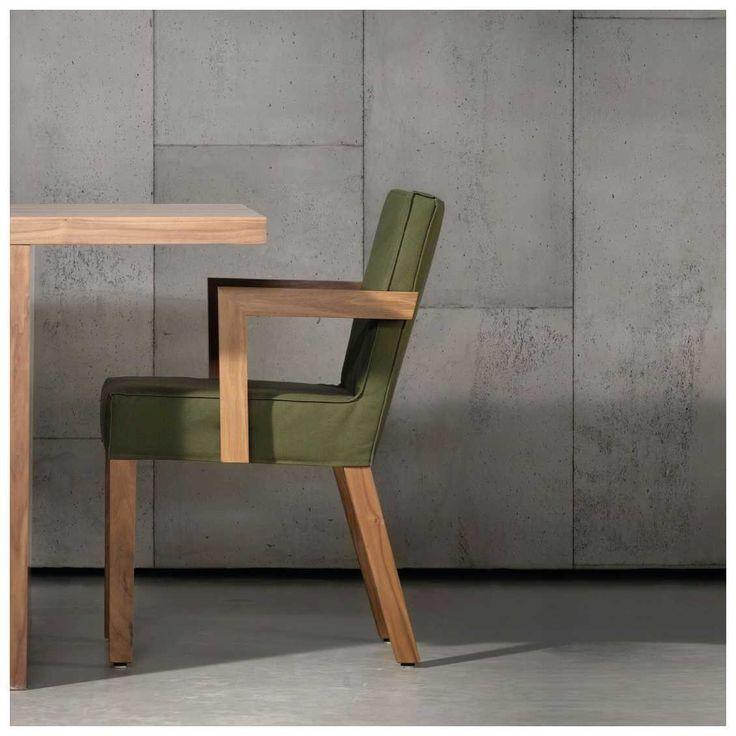 Beton in combinatie met hout dat kan met het #Concrete #Behang van Piet Boon | MisterDesign