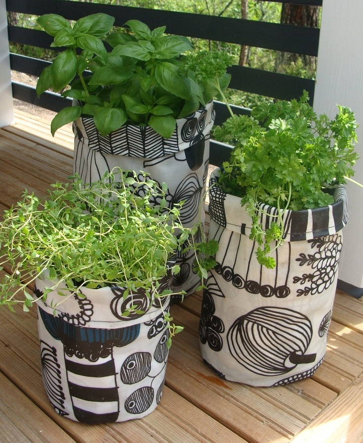 Marimekko for plants.