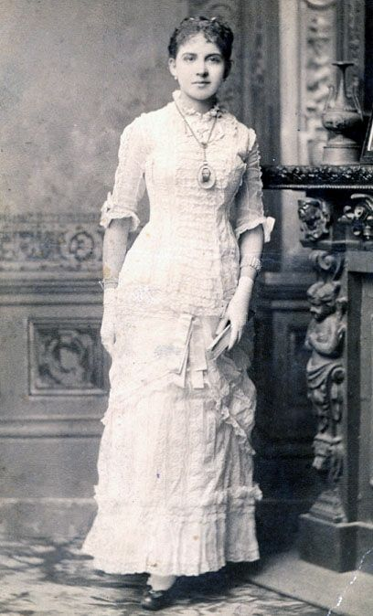 "Julia Jackson, Christian .  . .  the only surviving daughter of ""Stonewall"" Jackson, married William Edmund Christian of Richmond, Virginia."