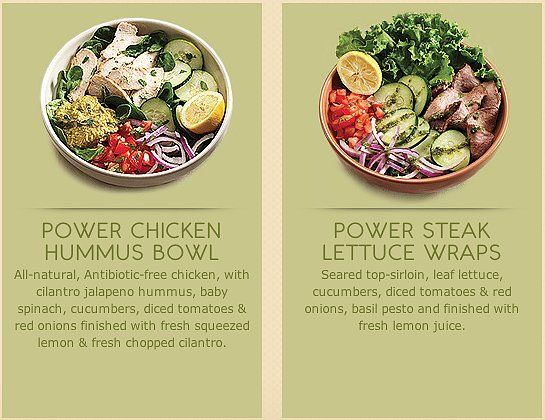 """Calories in Panera Bread Secret Healthy Menu » Have you ever ordered from their """"power foods"""" hidden menu?"""