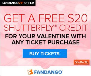 Click below to get a FREE $20 Shutterfly gift card!