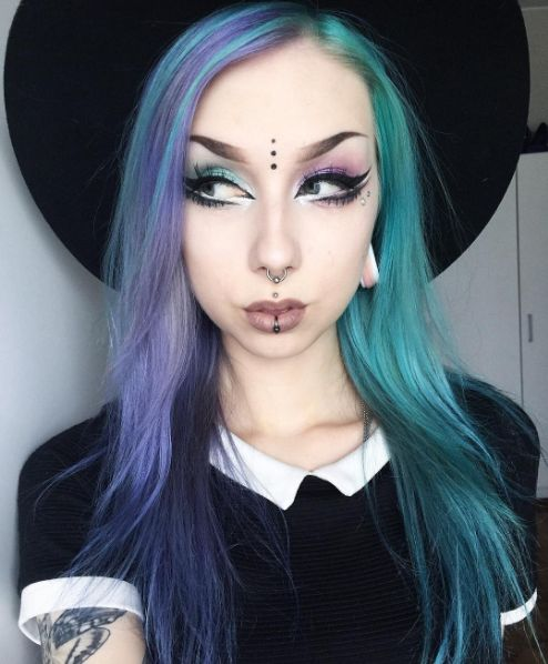 pretty hair and makeup