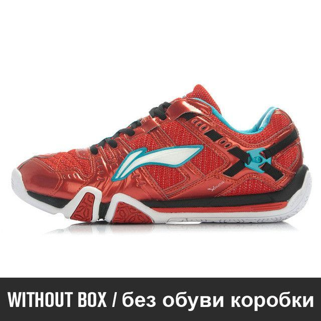 Men Badminton Shoes Professional Shoes Cushioning Breathable Shock-Absorbent Sneakers Sport Shoes