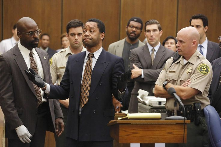 The People v. O.J. Simpson Recap: Christopher Darden Has the Worst Week Ever
