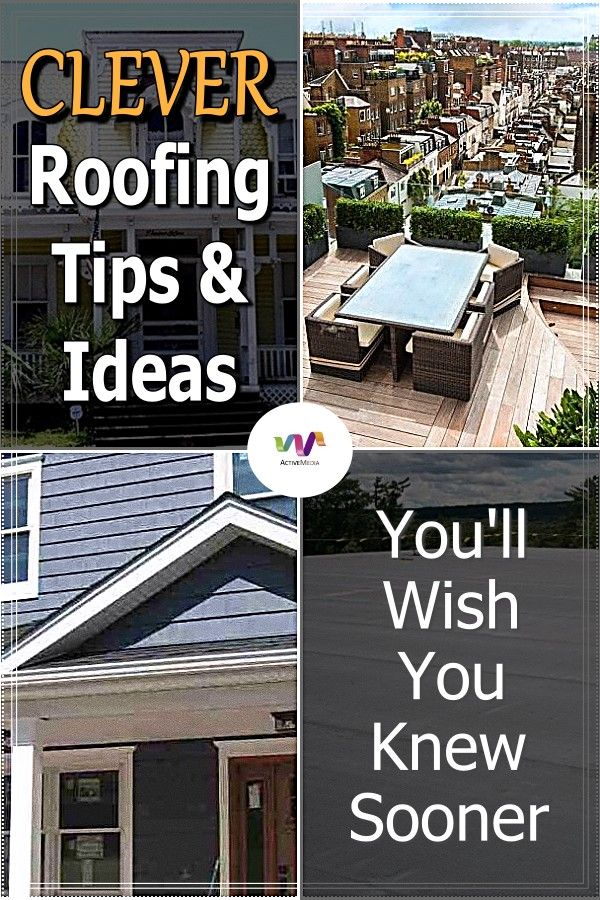 Advice On How To Repair Your Roof In 2020 Cool Roof Roof Problems Roofing