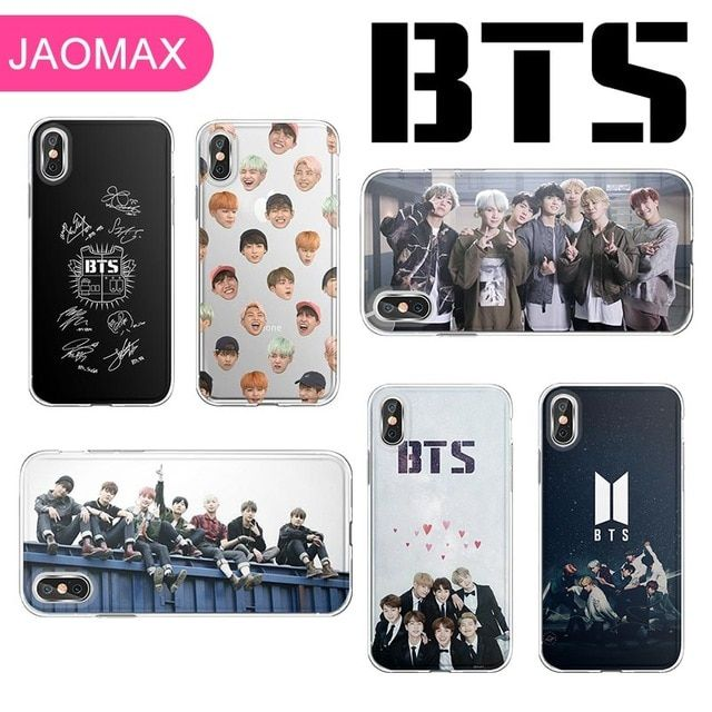 coque iphone xs max bts