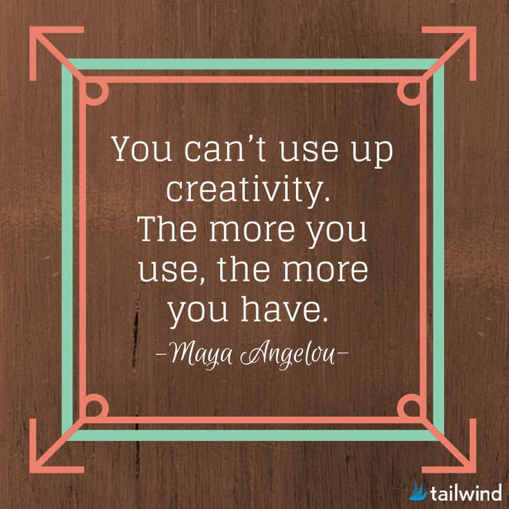 19 Inspirational Quotes To Help You Beat Artist S Block: Daily Inspiration Quotes