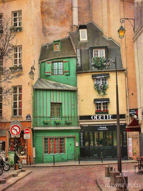 Odette, Paris, France