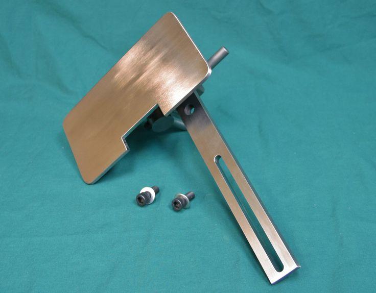 Contact Wheel Amp Flat Platen D D Work Rest For Kmg And G2