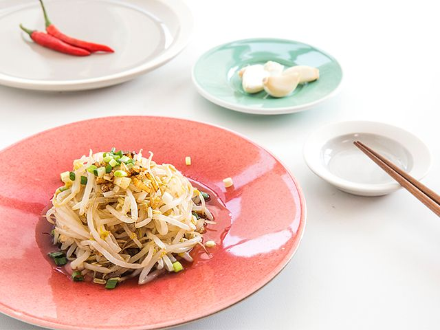 how to make chop suey with bean sprouts