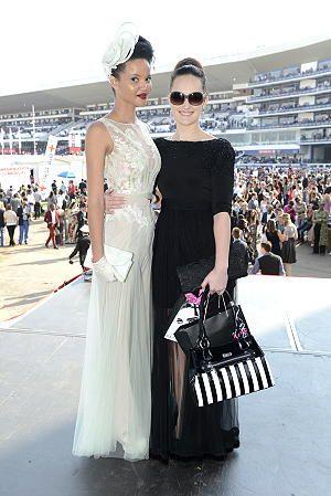 Vodacom Durban July: Fashion Challenge winner 2013 - Casey Jeanne www.vodacomdurbanjuly.co.za/