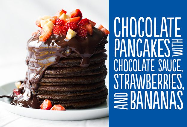 27 Pancakes Worth Waking Up For