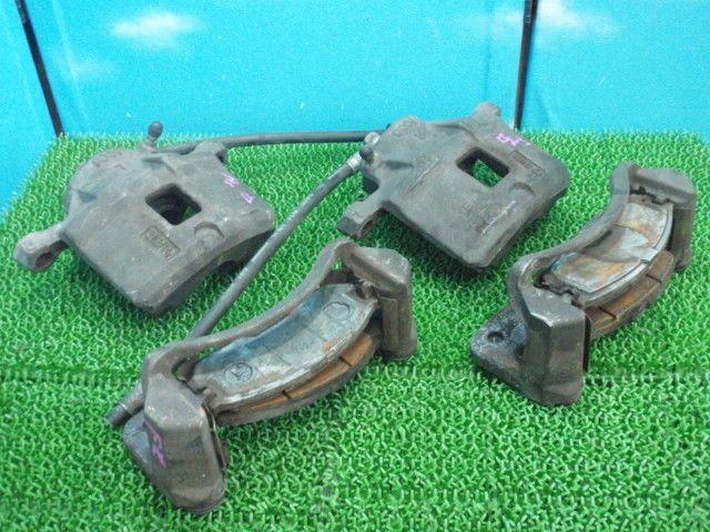 01 MITSUBISHI GALANT EA7A  Front Brake Caliper &Pad  Right & Left SET JDM 290648 #galant #legnum #mitsubishi