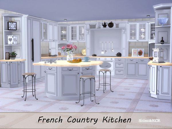 sims 4 cc // custom content clutter decor furniture ...