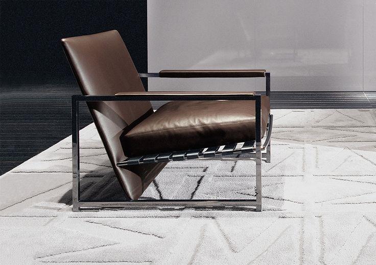 Pingl par voltex design sur minotti en 2019 mobilier de salon fauteuil design et mobilier - Meubles minotti ...