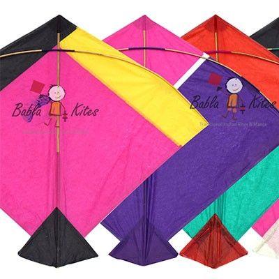 40 Multicolor Manjola Ajanta Peper Kites