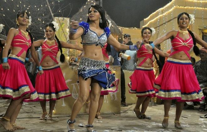 Watch a Bollywood movie at Mumbai's glamorous Metro BIG Cinema. #Travel #India #Bollywood