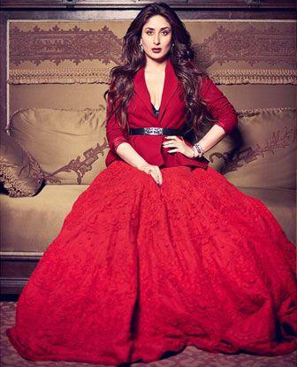 Kareena Kapoor Khan as the Amiryah Indira Razia