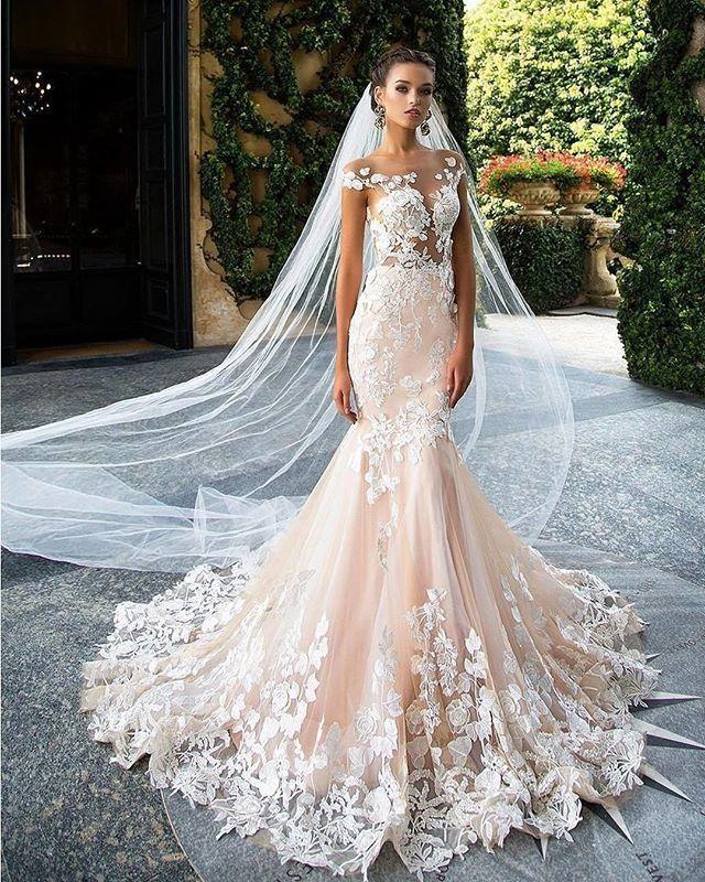 1000 ideias sobre vestidos de noiva dior no pinterest for Wedding dress instagram