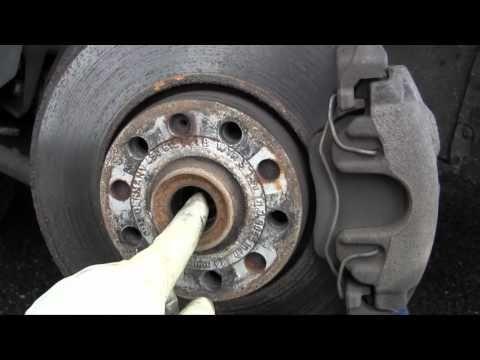59 best vw passat wagon images on pinterest volkswagen oil 2001 audi a4 18t rear rotors wheel bearings4 youtube fandeluxe Gallery
