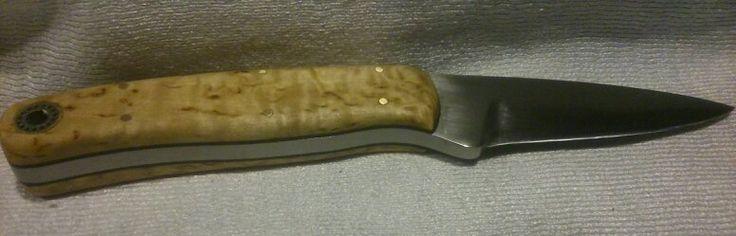 Kleines Messer aus Böhler N690 angefertigt