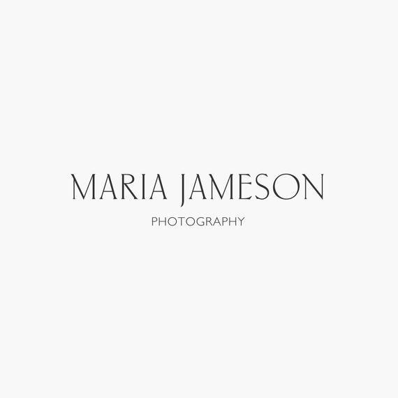 Vorgefertigtes Logo-Design, modernes Logo, Foto-Logo, minimalistisches Logo, …