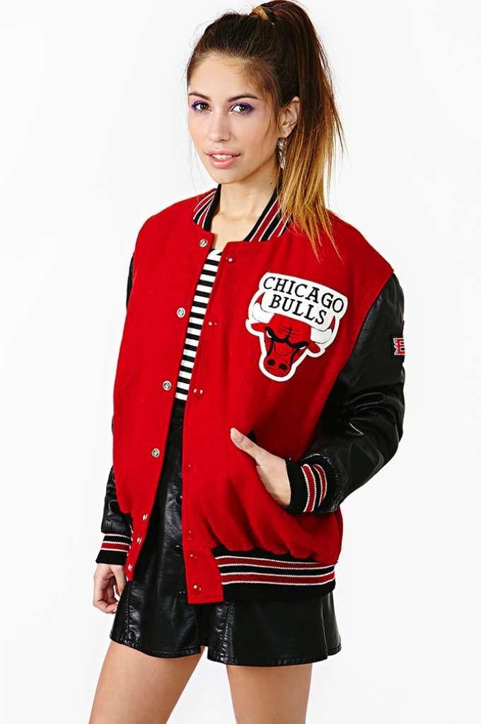 Chicago Bulls Bomber Jacket