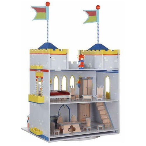 Toy Castles For Boys : Boys toy castle from jolly bambini toys that are awesome