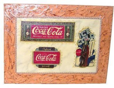 (Cuadros / Cod 184 - Coca Cola) www.claf.cl